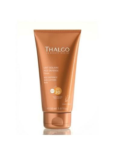 Thalgo Spf 30 Age Defence Sun Lotion Renksiz
